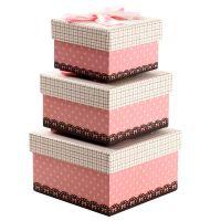 白云区饰品盒定制厂,首饰盒免费设计,精装纸盒这样定做