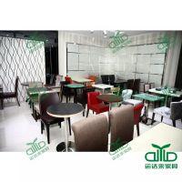 深圳厂家直销精品餐桌 不锈钢电镀吧台桌椅、奶茶店咖啡厅桌椅
