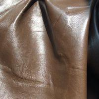 彩色头层绵羊皮 超薄服装海宁真皮面料 整张现货特价批发羊皮革
