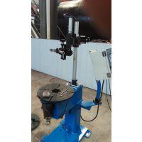管法兰自动焊,法兰焊接专机,焊研威达弯头法兰焊接专机