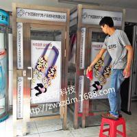 热销青岛各大银行的ATM机防护舱技术 ZWX厂商 专研不锈钢防护舱技术多年