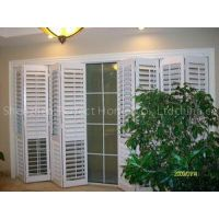 Basswood Interior Window Shutters
