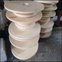 供应高耐磨尼龙滑轮 导向滑轮 V型轮U型轮 各种异型轮