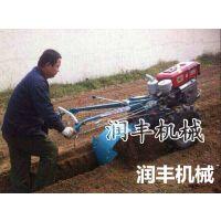 汽油手扶式旋耕机 润丰 动力大除草旋耕机价格