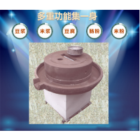 商用豆腐专用电动石磨 天然石材电动石磨 鼎达 生产
