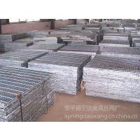 钢格栅篦子生产厂家【宁达】水沟钢格栅 现货销售 保质保量