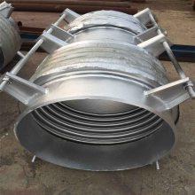 河北乾胜牌波纹补偿器的制作原理,焊接型管道对接补偿器,碳钢法兰连接型