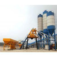 hzs50混凝土搅拌站|黑龙江混凝土搅拌站|洪宾厂供