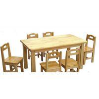 四川幼儿园家具 成都实木重叠床 幼儿园高低床厂家