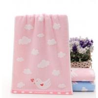 2016新款舒适超强吸水毛巾超软毛巾可爱卡通和平鸽厂家直销