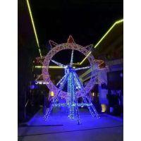 上海首天展览专业制作厂家灯光节灯光造型亮化 一手厂家直销