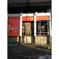 大连专业生产进口SEW电机快速门 防尘防风堆积门制作安装