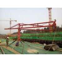 贵州铜仁郑科15米三轴承自动散料布料机最新报价