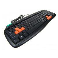 [PS2接口]LD-K680 凌点防水游戏键盘