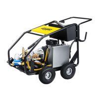 工业级高压热水泵清洗机FS21/28HT