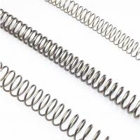 供应优质不锈钢压缩弹簧 0.3*300长 金聚进