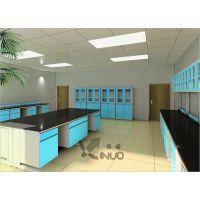 西安实验室钢木操作台|西安实验室家具信诺
