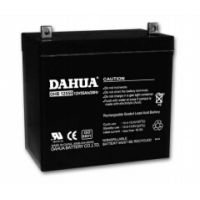 DAHUA大华蓄电池型号DHB12550新郑市授权销售