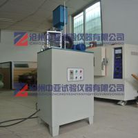 砂基透水砖钢轮式耐磨试验机