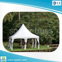 酒席展览欧式帐篷,铝合金组装拆装人字顶篷
