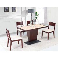 广州双邻家具厂家直销实木餐桌椅 西餐厅实木桌椅 咖啡厅实木桌椅 休闲实木餐桌椅 实木椅