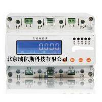 RYS-GM300系列三相导轨式电能表 生产哪里购买怎么使用价格多少生产厂家使用说明安装操作使用流程