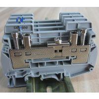 希捷电气牌URTK/S试验电流端子,URTK-6S试验端子,URTK/6S实验接线端子应用于PCB