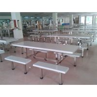 阳江不锈钢304材质支架玻璃钢餐桌 云浮不锈钢餐桌椅快餐桌供应