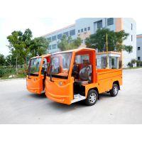 无锡德士隆厂家直销新款江苏电动货车电动驳运车电动平台车2T1.5T
