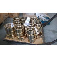 供应高力黄铜JDB石墨铜套,水轮机轴套系列。嘉善荣昌轴承650耐磨套