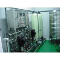 厂家销售双级反渗透纯水设备工业去离子净水设备大型净水器反渗透水处理