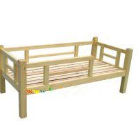 成都幼儿园床 实木幼儿园床 午睡床