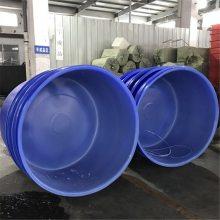 黑龙江1000公斤食品桶 塑胶养殖大盆子 安徽牛筋大桶价格