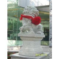 石狮子|大石代雕塑|墓地 石狮子