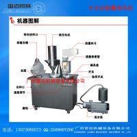 雷迈胶囊填充机 广东半自动胶囊填充机厂家