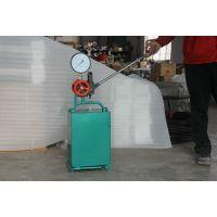 供应单缸手动打压泵|气动试压泵报价|管道试压泵参数