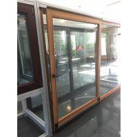 铝包木门窗材质介绍,铝包木门窗用什么木材,北京思耐门窗