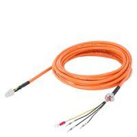西门子代理西门子原装V90动力电缆5米6FX3002-5CK01-1AF0