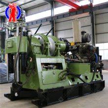 山东巨匠XY-44A超深孔水文地质水井钻机 1000米回转式钻机 液压打井机厂家直销