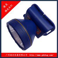 广东LED头灯工厂 批发可调光的充电头灯 8W 逐光8651