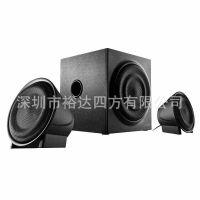 奋达 W130BT2.1多媒体蓝牙音箱木质低音炮电脑电视迷你音响