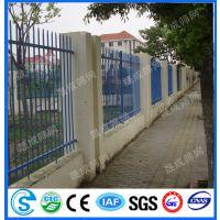 阳江别墅区围墙栅栏/茂名小区锌钢护栏/东莞工地护栏供应