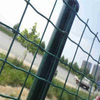 1.8米高圈地围网、圈地铁栅栏、空地围栏—圈地铁丝网价格