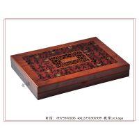 镂空包装木盒 木制镂空包装盒 木质镂空礼品盒厂家批量定做