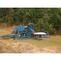 砂金设备淘金车,淘金车,中国沙金机械朝鲜出口专用(已认证)