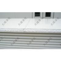 50机制板 板材厂家 彩钢板厂家 净化彩板厂(扬子江-泡沫板)