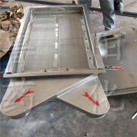 常州优质供应鸡精生产设备方形振荡筛 鲁干牌FS方形振动筛,大小颗粒筛分设备