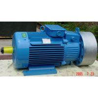 江特起重电机YZRW160M1-6-5.5KW涡流制动电机(塔吊设备专用)