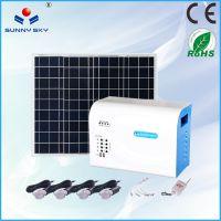 供应TY-055C便携式太阳能发电系统,可悬挂离网家用光伏发电机,光伏发电设备