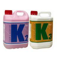 原装进口K2K3大理石上光配合液石材抛光上光晶面剂量大更优惠